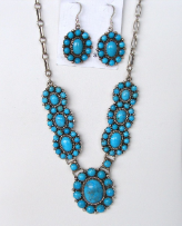 Turquoise Setting Necklace